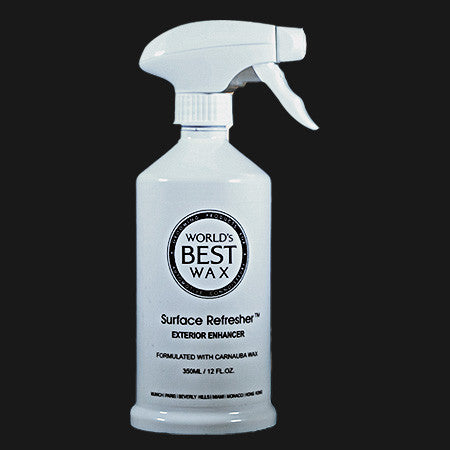 World's Best Wax Surface Refresher 12 oz