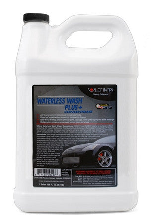 Ultima Waterless Wash Plus + Concentrate 128 oz