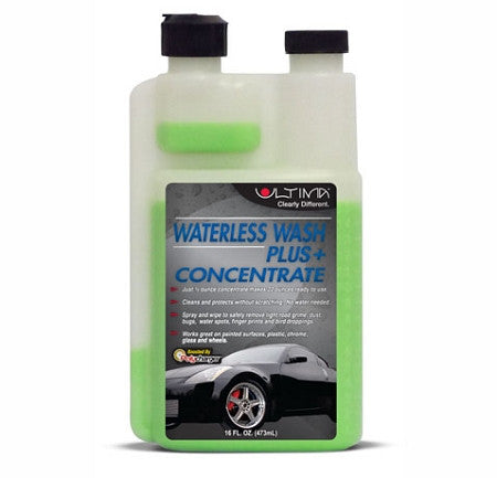 Ultima Waterless Wash Plus + Concentrate 16 oz