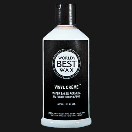 World's Best Wax Vinyl Creme 22 oz