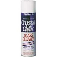 Well-Worth Crystal Glass Cleaner 20 oz