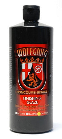 Wolfgang Finishing Glaze 3.0 32 oz