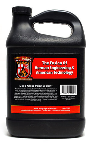 Wolfgang Deep Gloss Paint Sealant 3.0 128 oz