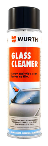 Wurth Glass Cleaner 19oz