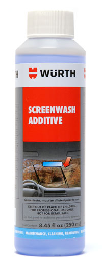 Wurth Windshield Wash Additive 250ml