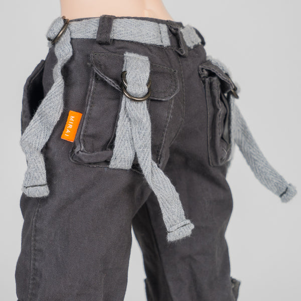 Cargo Pants (Dark Gray)