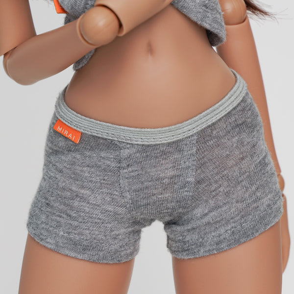Boxer Shorts Gray