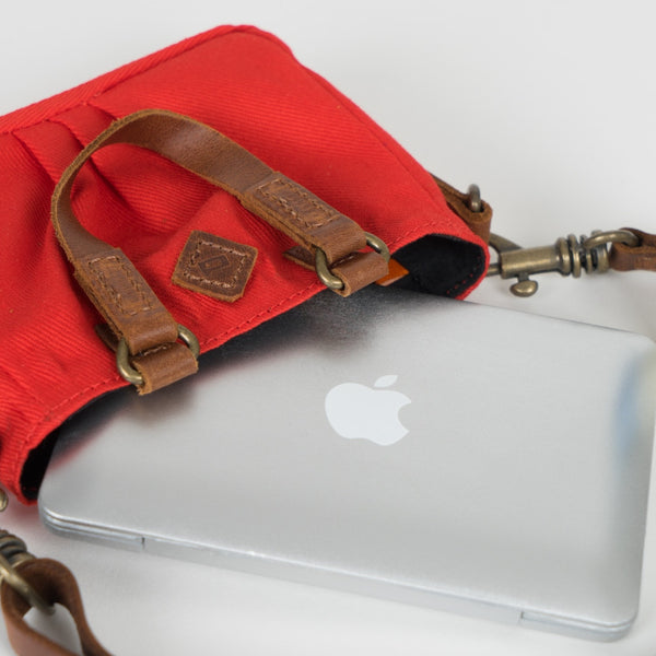 Satchel Bag (red)