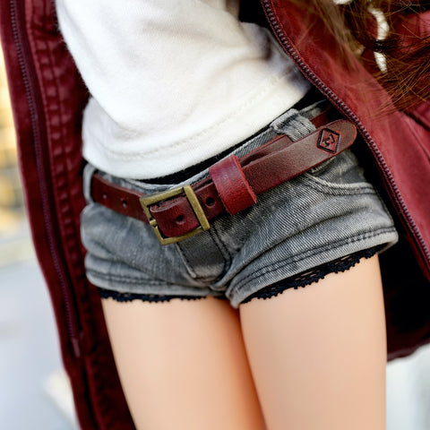 Belt (Wine Red)
