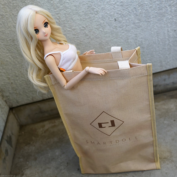 Smart Doll Canvas Bag