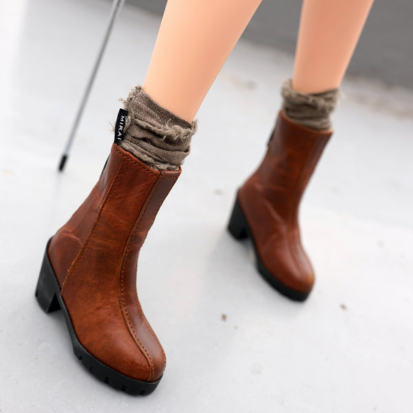 Takashin Boots (Brown)