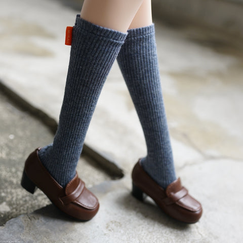 Girls Socks (Dark Gray)