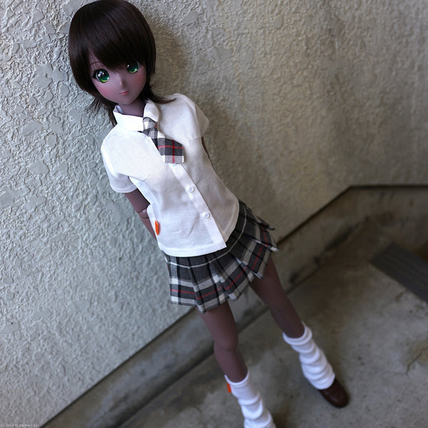 Mirai High School Uniform (Gray)