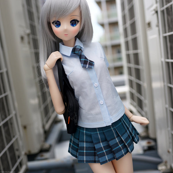 Mirai High School Uniform (Blue)