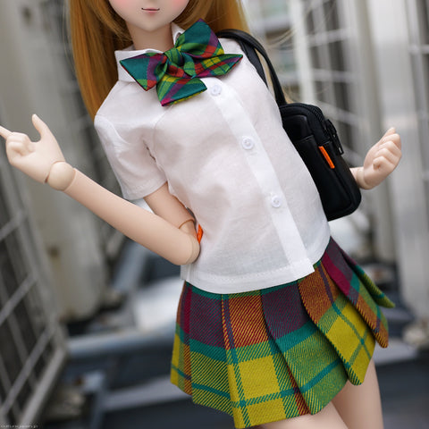 Mirai High School Uniform (Isetan Tartan)