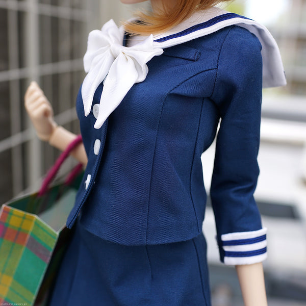 Isetan Sailor Uniform 2017 (Blue)