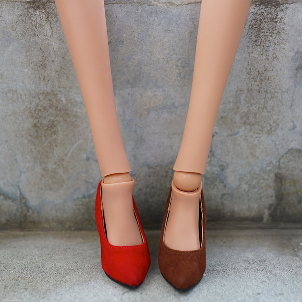 High Heel Feet (Tea Color)