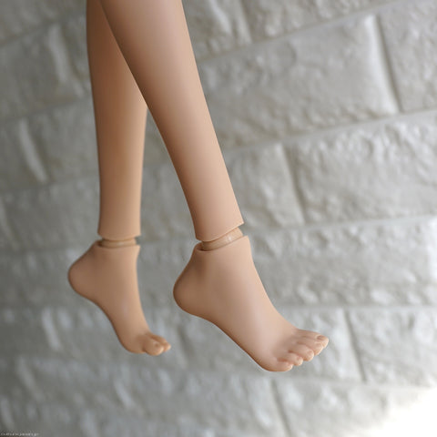 High Heel Feet (Milk Color)