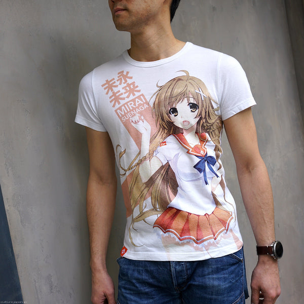 Mirai by Iizuki T-Shirt for Humans