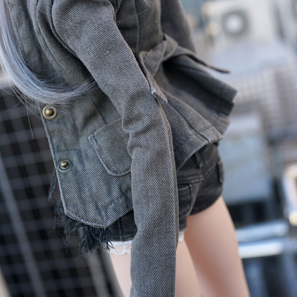 Weathered Tailored Jacket
