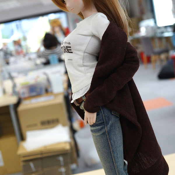 Cardigan Dark Brown