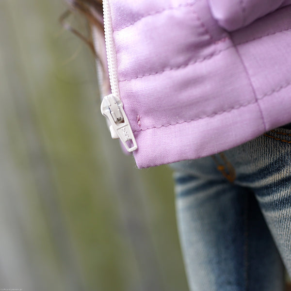 Down Jacket (Lavender)
