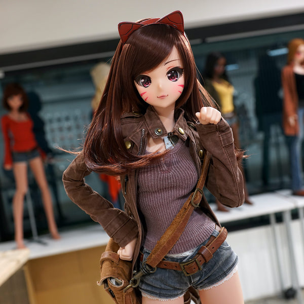 Smart Doll - Prowess (Cinnamon)