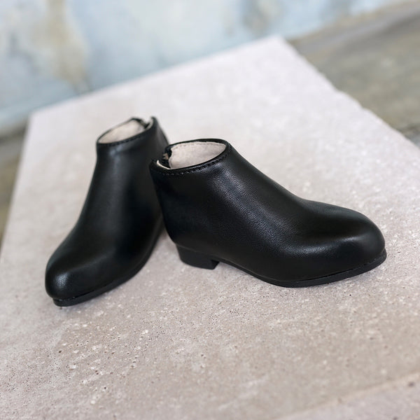 Ankle Boots for Men (Black)