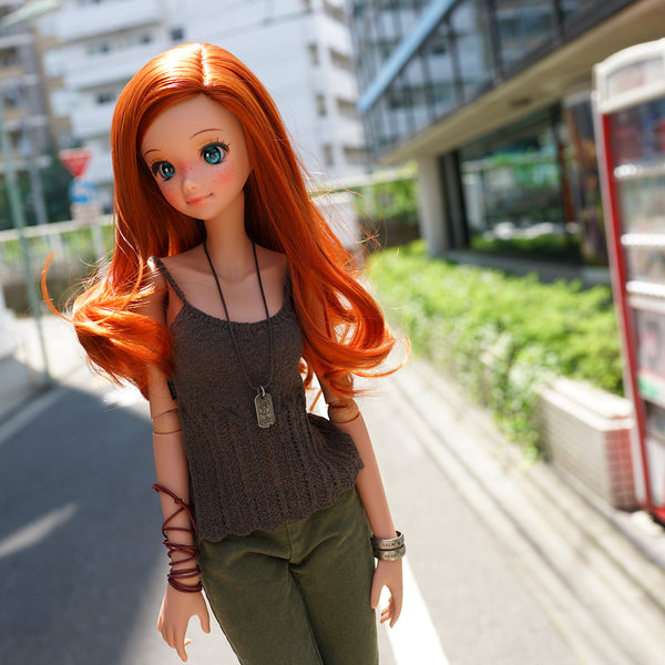 Smart Doll - Monday Tea