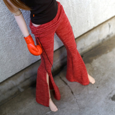 Hippie Pants (Red)