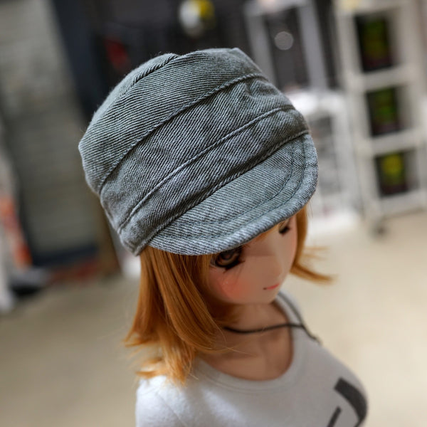 Weathered Cap Gray