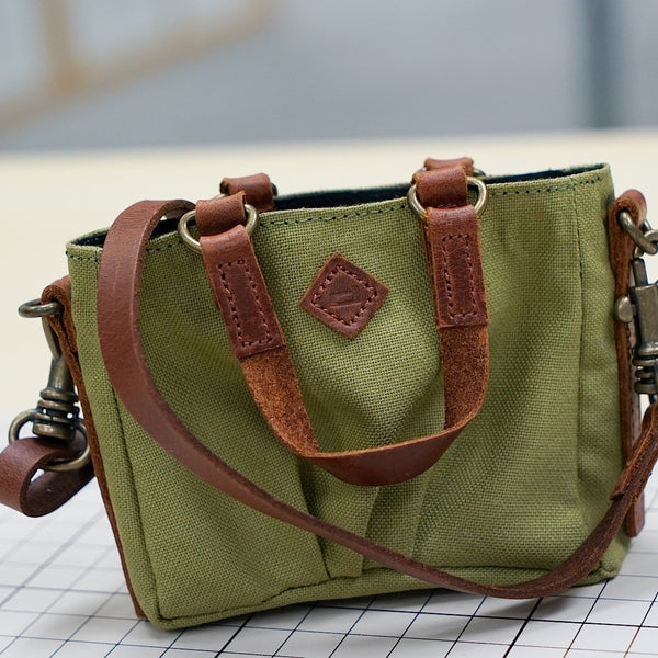Satchel Bag (green)