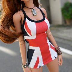 Britannia Dress and panties set