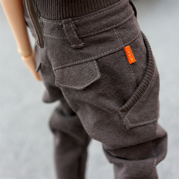 Baggy Pants (Dark Gray)