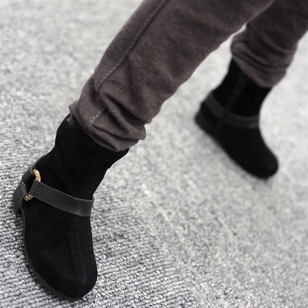 Ring Boots for Men