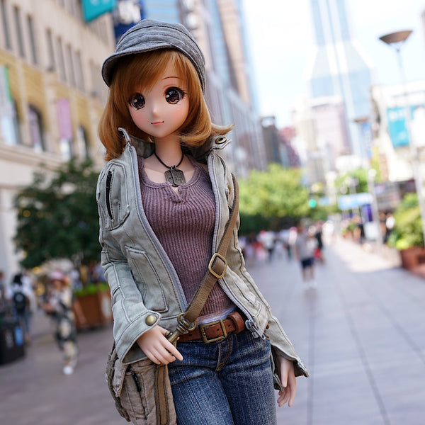 Smart Doll - Mirai (Cinnamon)