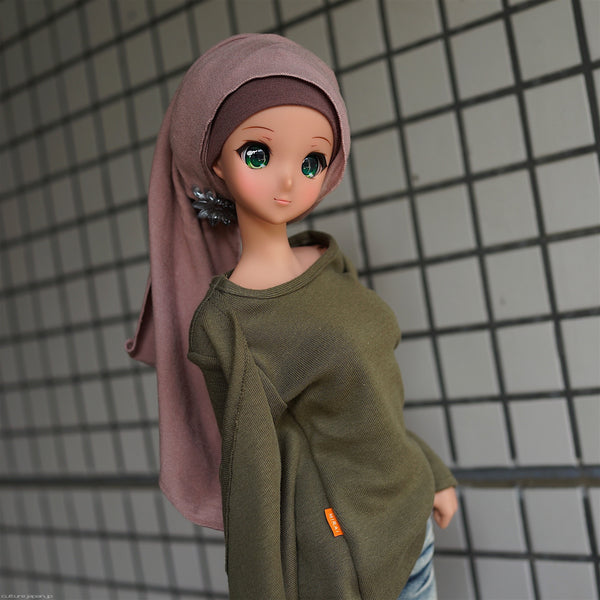 Hijab (Brown)