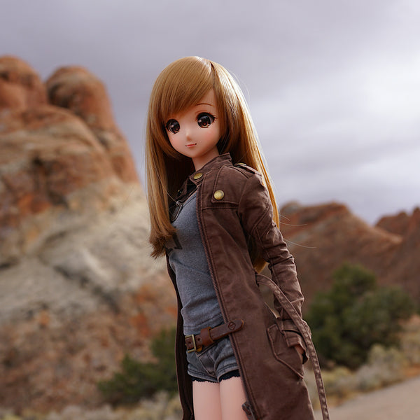 Wasteland Jacket (Brown)