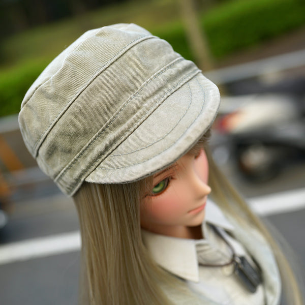 Weathered Cap (Pastel Green)