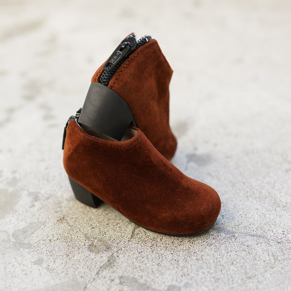 Ankle Boots (Cocoa)