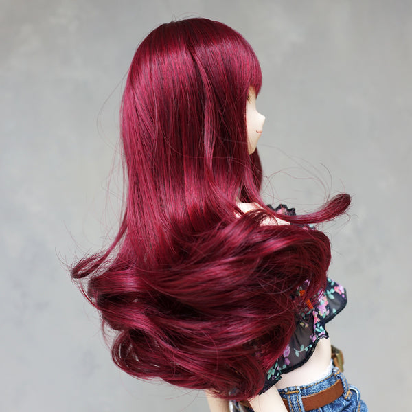 Mermaid (Wine Red)