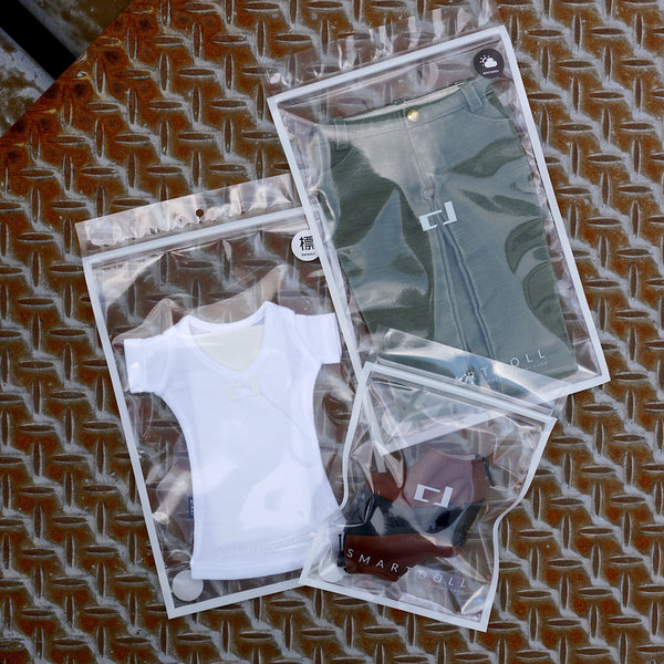Apparel Set Bundle