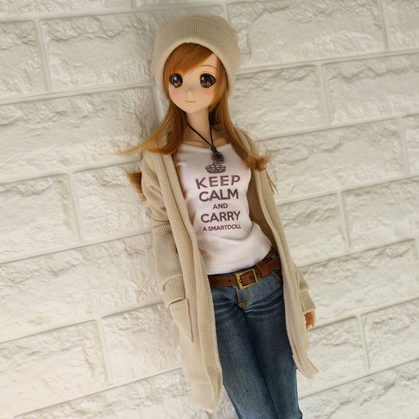 Long Cardigan (Cream Beige)