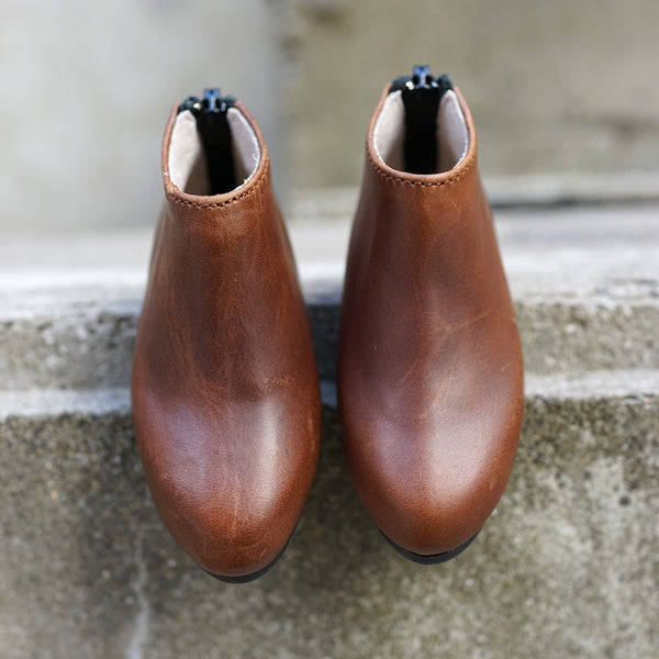 Ankle Boots for Men (Brown)