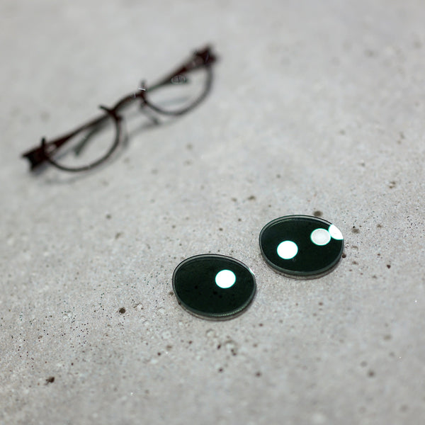 Kanata Glasses (Lens Only) Black