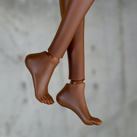 High Heel Feet (Cocoa Color)