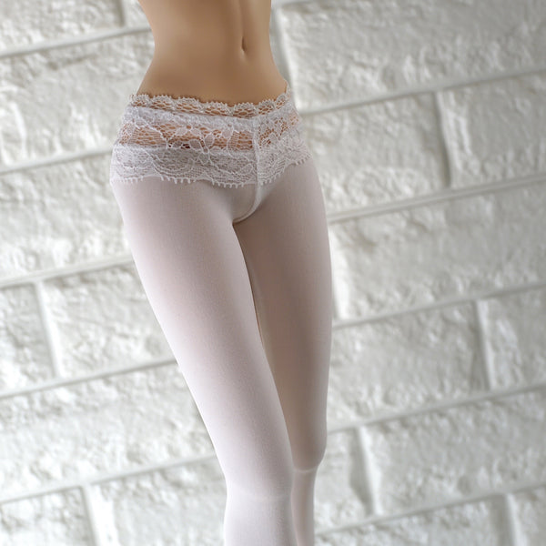 Stain Prevention Leggings (Lace)
