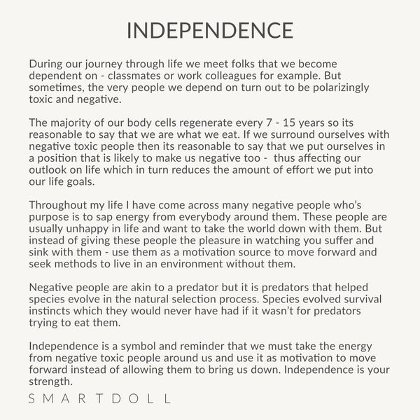 Smart Doll - Independence