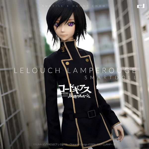 Lelouch Lamperouge (Rerelease)