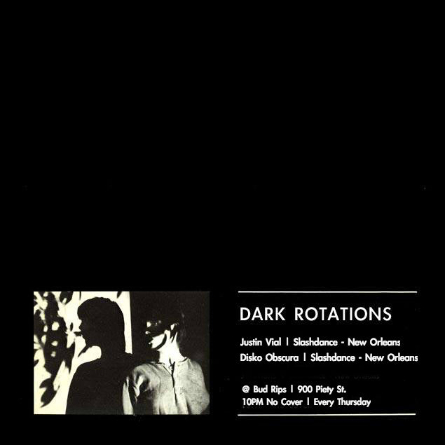 DARK ROTATIONS - Every Thurs. Night @ Bud Rips